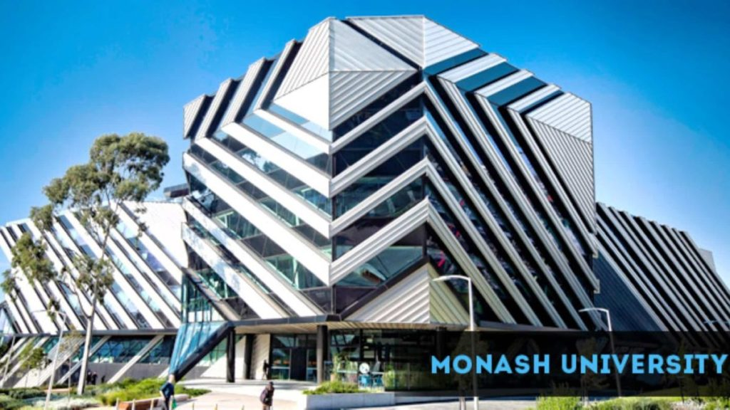 Advanced PhD and Research Fellowships at Monash University in Australia, 2017