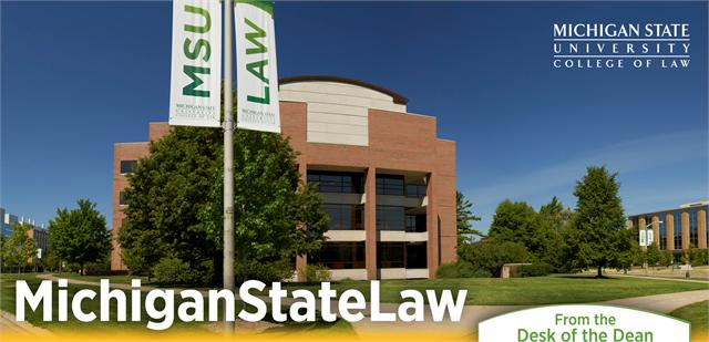 Michigan State Law School >> Michigan State Programs For Sub Saharan African Students