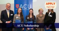 ACU Sisters of Mercy International Undergraduate Scholarship in Australia, 2019