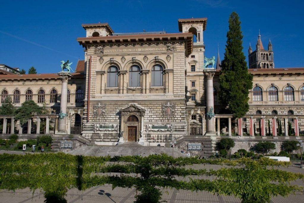 Master Scholarships for Foreign Students at University of Lausanne in Switzerland