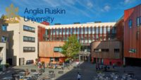 masters programme Programme at Anglia Ruskin University in UK, 2019