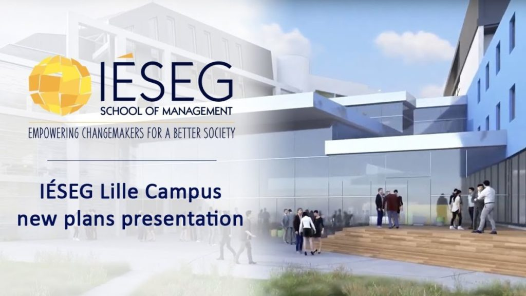 2019 IESEG MSc Scholarships in Fashion Management, France