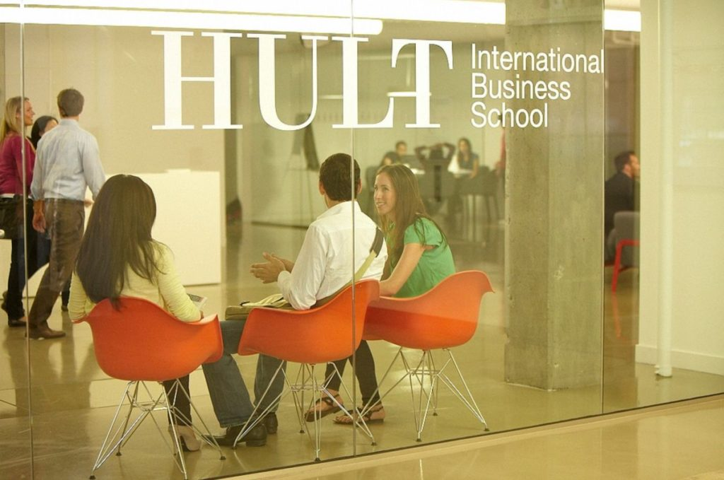 Future Business Leader Scholarships at Hult International Business School in USA