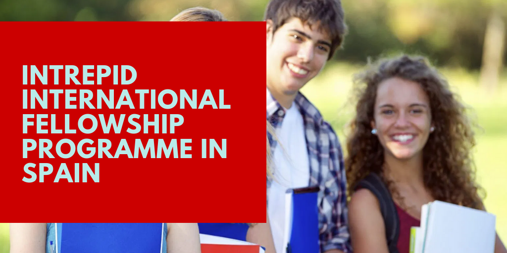 INTREPiD International Fellowship Programme in Spain