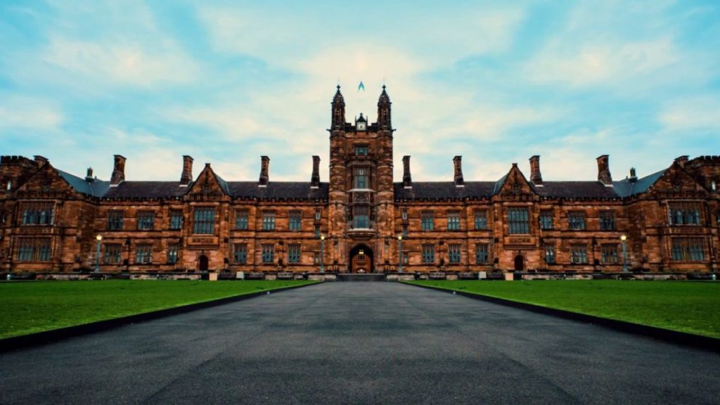 International Partial tuition grants at University of Sydney Business School in Australia, 2018