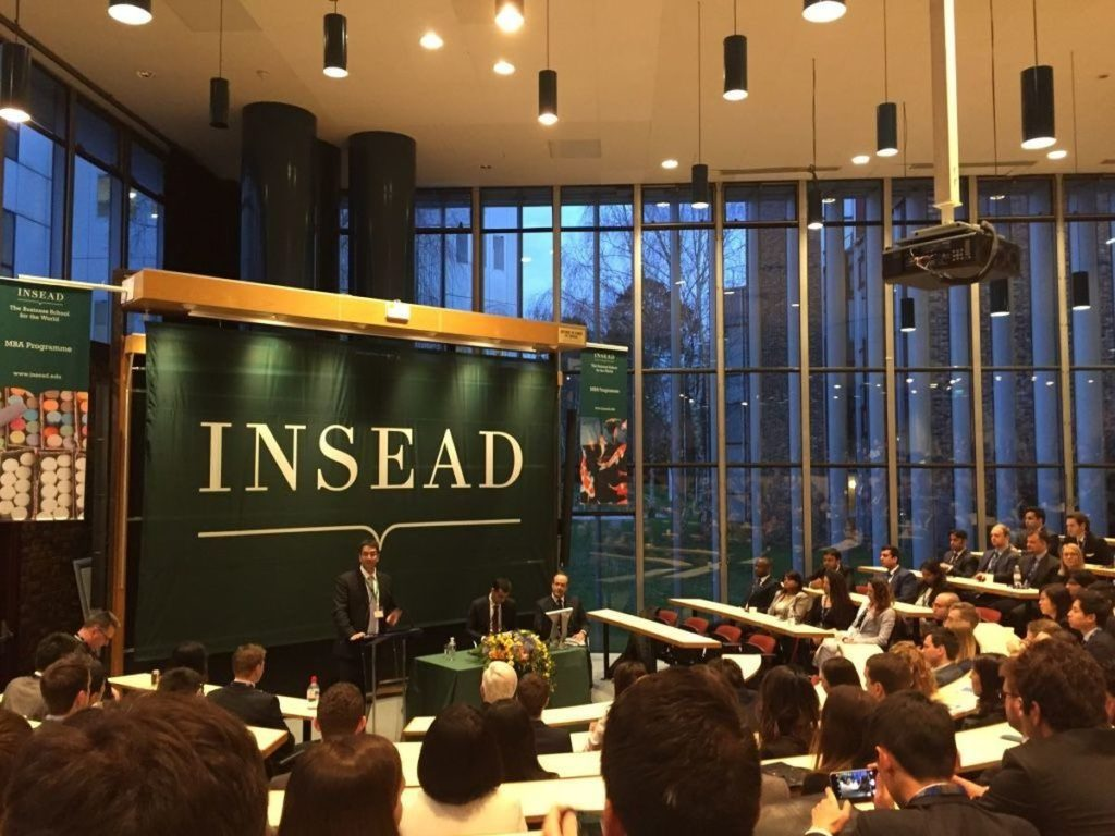 INSEAD Fully-Funded PhD Fellowships for Incoming Students, 2018-2019