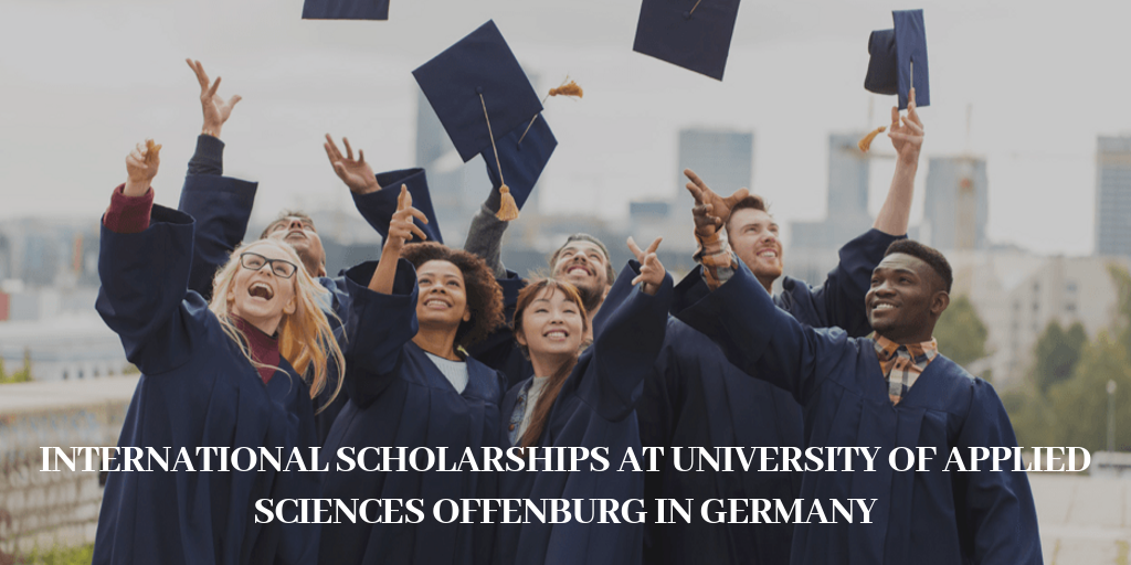 international awards at University of Applied Sciences Offenburg in Germany