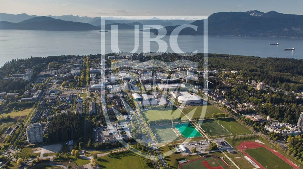 NBK Future of Mining Award at University of British Columbia in Canada, 2018