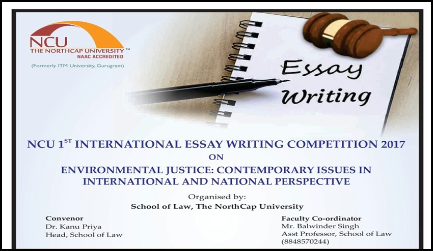 Foreign service essay competition