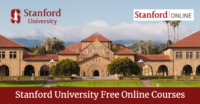 Stanford University Free Online Courses