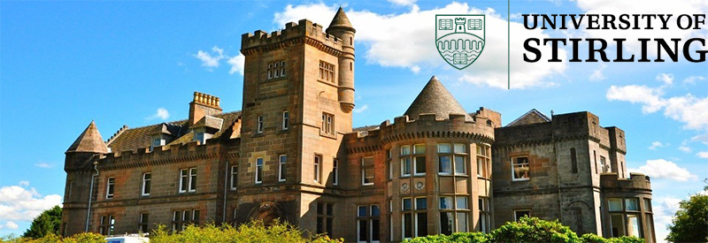 50 University Of Stirling Pgt International Excellence