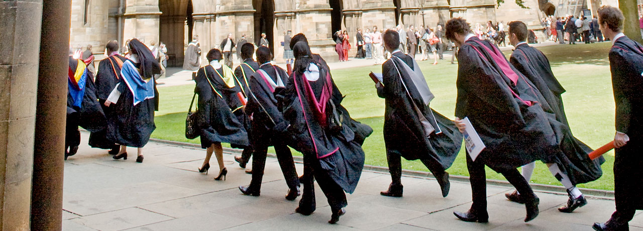 2018 Clark Graduate Bursary Fund for International Students at University of Glasgow in UK