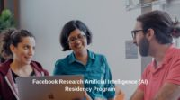 Facebook AI Research Residency Program for International Students in USA, 2019