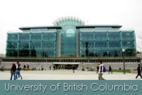 International Doctoral Fellowships at University of British Columbia in Canada, 2018