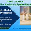 DAAD-SEARCA-Scholarship-Call-for-Applications-2018