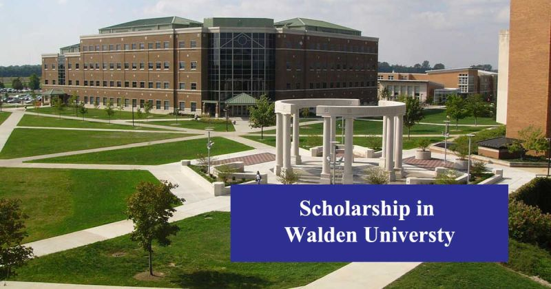 Master's Degree Scholarships for International Students at Walden University in USA, 2018
