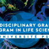 The Q-Life Institute of PSL for quantitative biology