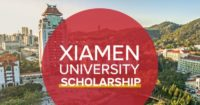 Xiamen Tan Kah Kee Scholarships for Undergraduate, Master and Doctoral Program, China