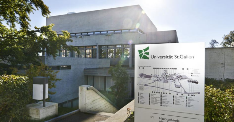 Excellence Scholarships for Foreign Students at the University of St.Gallen in Switzerland 2018