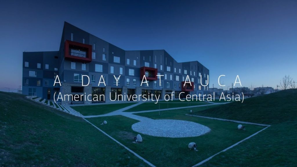 Afghan Students Scholarships at American University of Central Asia in Kyrgyzstan, 2018