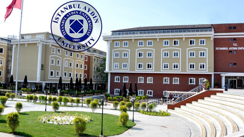 international awards at Istanbul Aydin University in Turkey, 2019