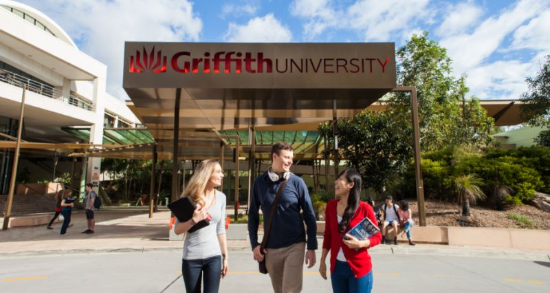 Griffith Remarkable funding for International Students in Australia, 2019