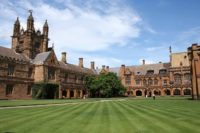 Faculty of Health Science Deans International Scholarship at University of Sydney in Australia