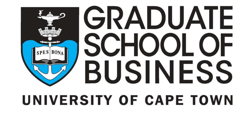 University of Cape Town Graduate School of Business Scholarships, 2018-2019