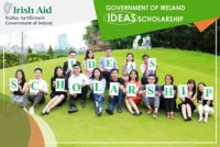 30 Full Government of Ireland IDEAS Master Award Programme in Ireland, 2020-2021