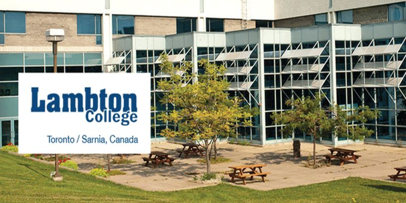 Bank of Montreal Scholarship at Lambton College in Canada, 2019