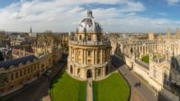 Fully-Funded Doctoral Studentships for International Students at University of Oxford in UK, 2019
