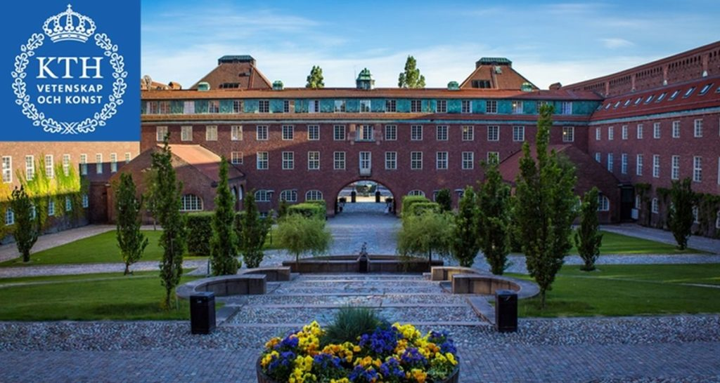 KTH India Master funding for Indian Students in Sweden, 2020