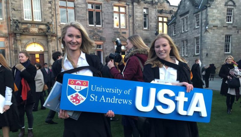 University of St Andrews Global Fellowship for Worldwide Researchers in UK, 2019