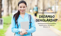 DreamGo funding for International Students in USA, 2020