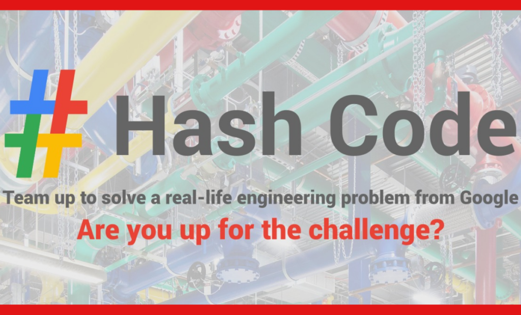 Google Hash Code Programming Challenge for Students and Professionals 2020