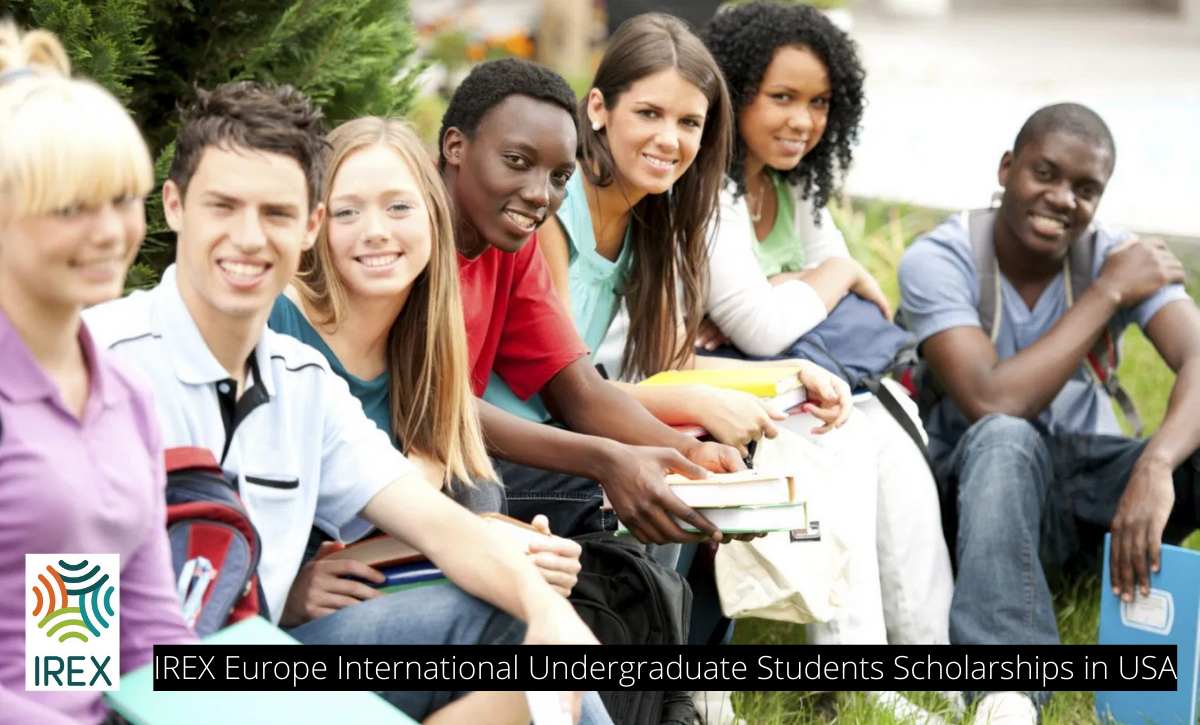 IREX Europe International Undergraduate Students ...