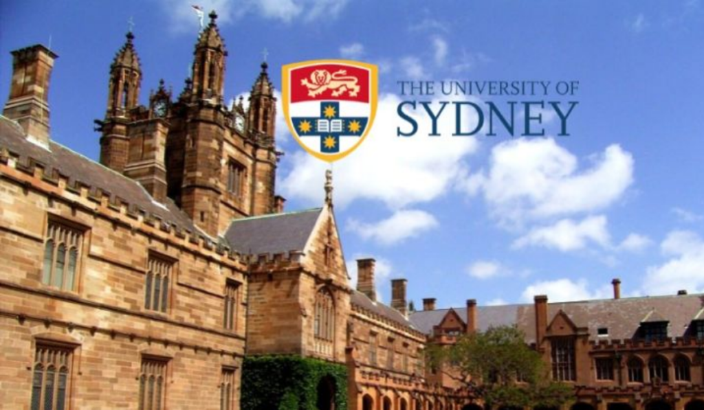 Dean's International Postgraduate Research Scholarship at the University of Sydney, Australia 2020