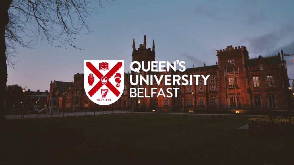 GREAT undergraduate financial aid for Indonesian Students at Queen's University Belfast