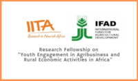 IITA Research Fellowship on Youth Engagement in Agribusiness and Rural Economic Activities in Africa