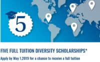 Five Full Tuition diversity awards at Jacobs University