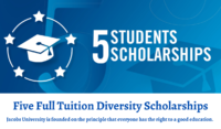 Five Full Tuition diversity awards at Jacobs University in Germany