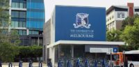 International Graduate merit awards at the University of Melbourne in Australia, 2019