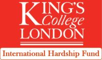 International Hardship Fund at King's College London, UK 2018-19