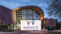 Syria Bursaries at the University of Warwick in the UK, 2019