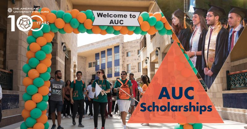 AUC Liberal Arts Undergraduate funding for Egypt and US Students, 2019