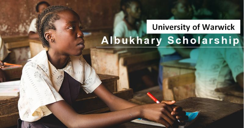 Albukhary Undergraduate funding for International Students in the UK, 2019/20