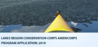 Lakes Region Conservation Corps Americorps Program