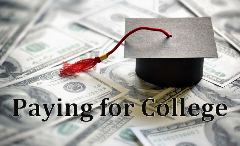 Paying for College Corrected
