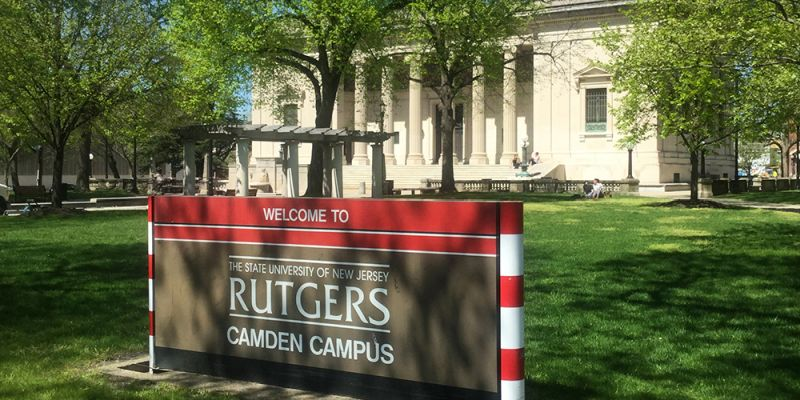 Rutgers University International Chancellor's Scholarship in the USA, 2019
