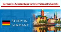 STIBET Scholarships for International Students in Germany